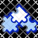 Puzzle Piece Problem Solving Icon