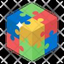 Jigsaw Puzzle Jigsaw Puzzle Piece Icon