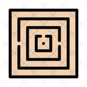 Puzzle Game Play Icon