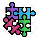 Puzzle Strategy Parts Icon