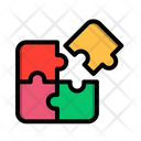Puzzle Game Jigsaw Icon