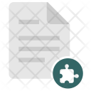 Puzzle Detail Key Icon