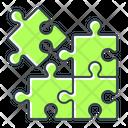 Game Puzzle Solution Icon Icon