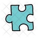 Puzzle Piece Game Icon