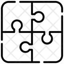 Puzzle Sollution Game Icon