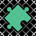 Puzzle Jigsaw Childhood Icon