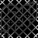 Puzzle Way Heart Icon