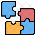Puzzle Puzzles Toys Icon