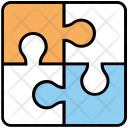 Puzzle Related Content Icon