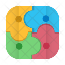 Partners Strategy Plan Icon