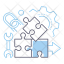 Puzzle Association System Icon