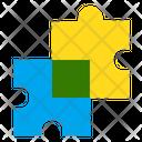 Puzzle Solution Quiz Icon