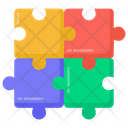 Puzzle Game Puzzle Pieces Jigsaw Icon
