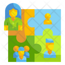 Puzzle Jigsaw Creativity Icon