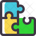 Puzzle Strategy Toy Icon