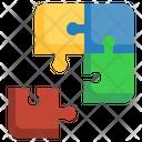 Puzzle Toys Kid Icon