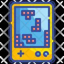 Puzzle Gaming Electronics Technology Jigsaw Icon