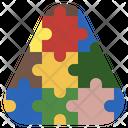 Puzzle Jigsaw Puzzle Pieces Icon
