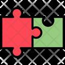 Puzzle Complex Difficult Icon