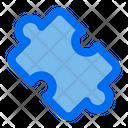 Puzzle Jigsaw Shape Icon