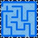 Puzzle Maze Play Icon