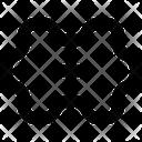 Puzzle Piece Shape Icon