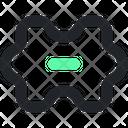 Piece Shape Teamwork Icon