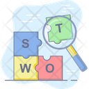 Business Development Swot Icon