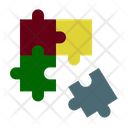 Puzzle Strategy Jigsaws Icon