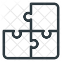 Puzzle Toy Game Icon