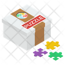 Puzzle Box Game Icon