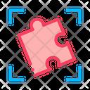 Puzzle Element Icon