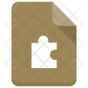 Puzzle File Sheet Icon
