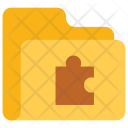 Puzzle folder Icon