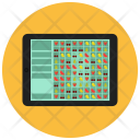 Tablet Puzzle Game Icon