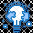 Puzzle Idea Icon