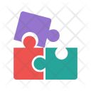 Puzzle Game Piece Icon