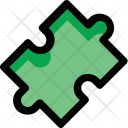 Puzzle Teamwork Symbol Icon
