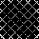 Solve Problem Jigsaw Puzzle Tiling Puzzle Icon