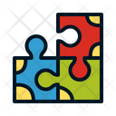 Puzzle Piece Puzzle Game Icon