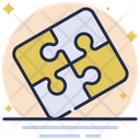 Puzzle Piece Solution Piece Icon