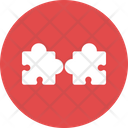 Business Intelligence Game Piece Jigsaw Icon