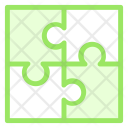 Puzzle Piece Game Icon