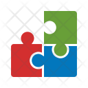 Puzzle Pieces Icon