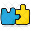 Jigsaw Puzzle Jigsaw Puzzle Pieces Icon