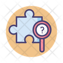 Puzzle Quest Puzzle Search Solution Icon