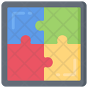 Puzzle Solving Strategy Icon