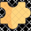 Puzzle Toy Icon