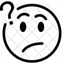 Puzzled Icon