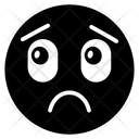 Puzzled Emoji Icon